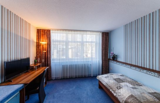 Single room (standard) City-Hotel Stolberg
