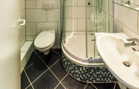 Double room (standard) City-Hotel Stolberg