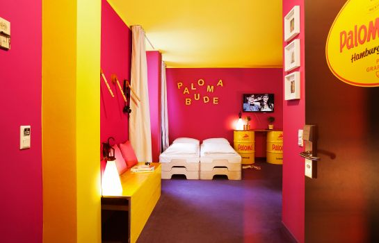 Junior Suite Superbude St. Georg Hotel & Hostel