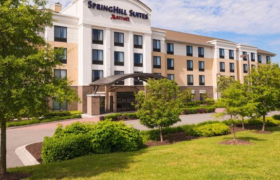 Außenansicht SpringHill Suites Richmond Northwest