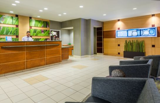 Hotelhalle SpringHill Suites Richmond Northwest