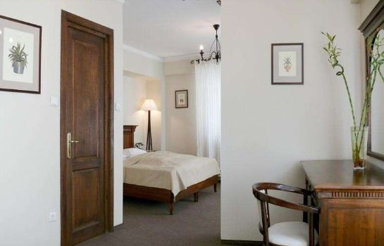 Zimmer Arc de Triomphe by Residence Hotels