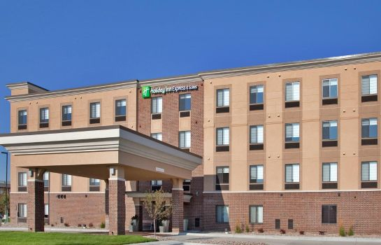 Vista esterna Holiday Inn Express & Suites LINCOLN AIRPORT