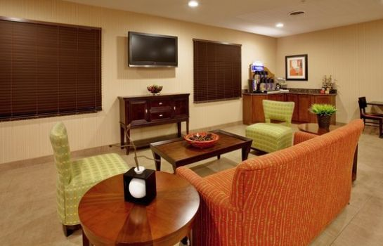 Hall Holiday Inn Express & Suites LINCOLN AIRPORT