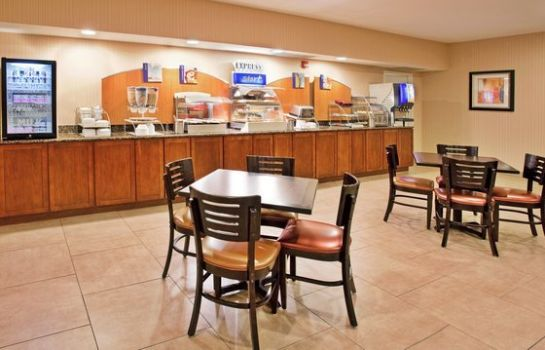 Ristorante Holiday Inn Express & Suites LINCOLN AIRPORT