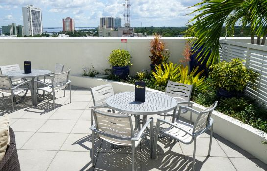 Hotel bar Hotel Indigo FT MYERS DTWN RIVER DISTRICT
