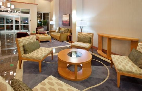Hotelhalle Holiday Inn & Suites OAKLAND - AIRPORT