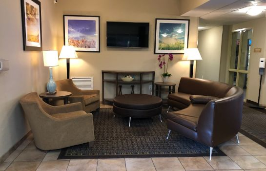 Hotelhalle Candlewood Suites GREENVILLE NC