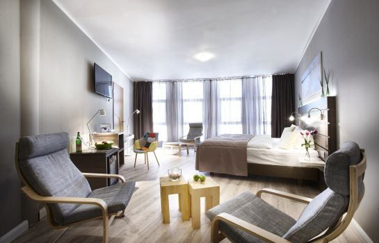 Junior suite Hotel Kiel by Golden Tulip