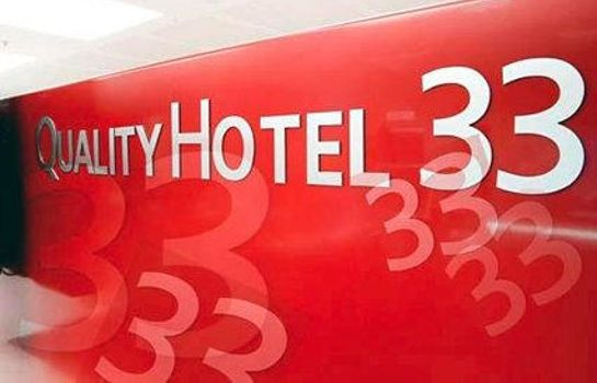 Hotelhal Quality Hotel 33