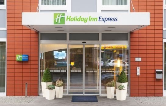 Außenansicht Holiday Inn Express BERLIN CITY CENTRE-WEST