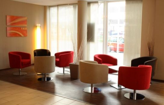Hotelhalle Holiday Inn Express BERLIN CITY CENTRE-WEST
