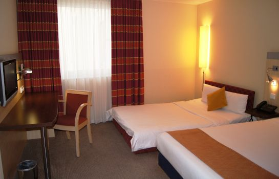 Info Holiday Inn Express BERLIN CITY CENTRE-WEST