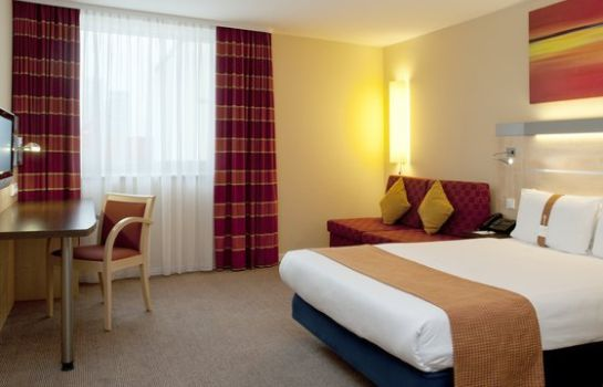 Zimmer Holiday Inn Express BERLIN CITY CENTRE-WEST