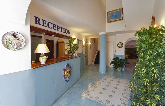Réception Hotel Antares