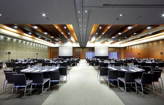 Conference room Eurostars Madrid Tower