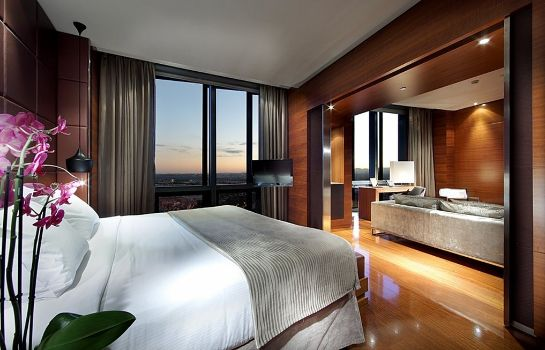 Room Eurostars Madrid Tower