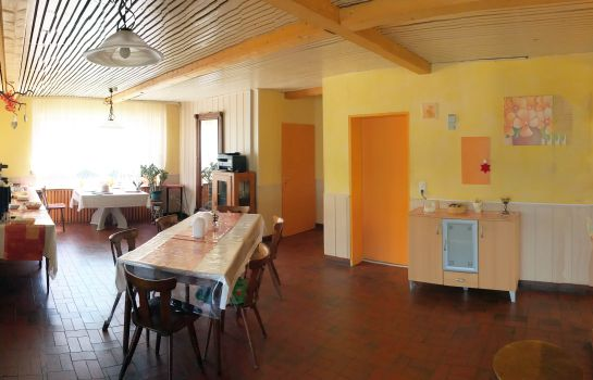 Breakfast room Mainzer Rad Pension
