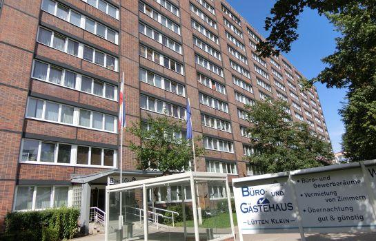 hotels nahe s-bahn-station rostock lütten klein