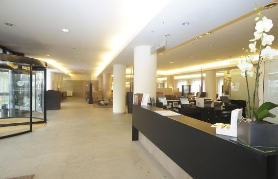 Hotelhalle NH Milano Linate Airport