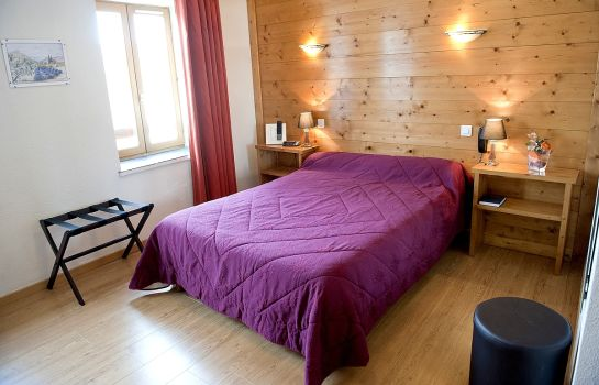Double room (superior) Le Val d'Amby