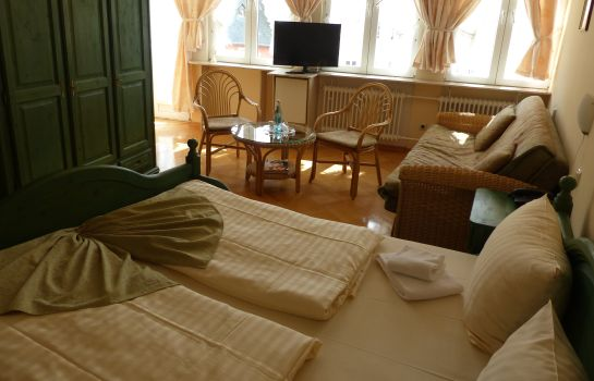 Chambre double (confort) Hotel am Markt