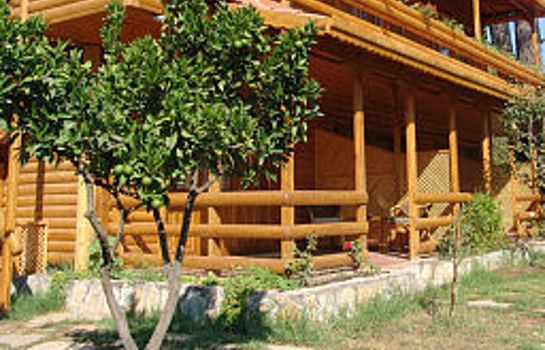 Exterior view Olympos Mitos Hotel Yoga Center