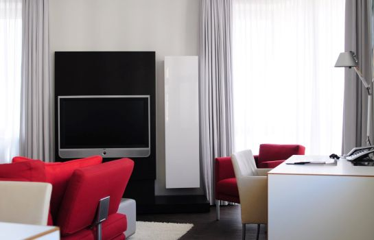 Double room (standard) rostock apartment LIVING HOTEL