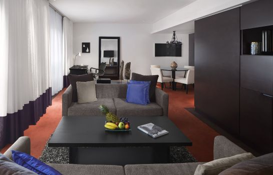 Suite Radisson Blu Hotel Bucharest