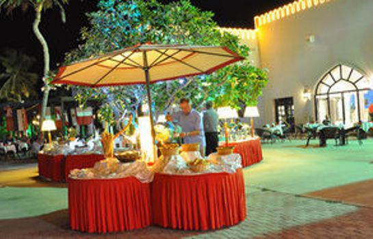 Restauracja Al Sawadi Beach Resort & Spa