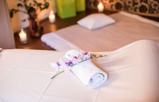 Massageraum Maiers Wellnesshotel