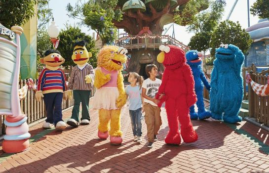 Jardin Hotel PortAventura - Theme Park Tickets Included