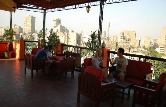 Exterior view King Hotel Cairo