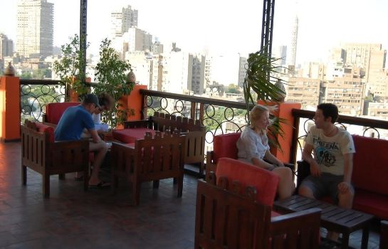 Hotel bar King Hotel Cairo