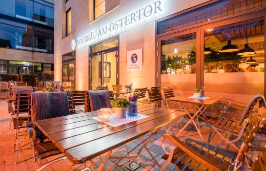 Terrasse Best Western Plus Ostertor