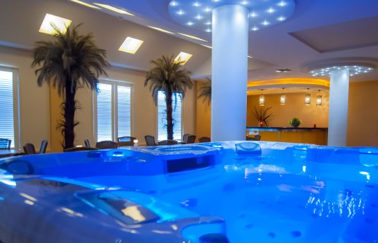 Jaccuzi Windsor Palace Hotel