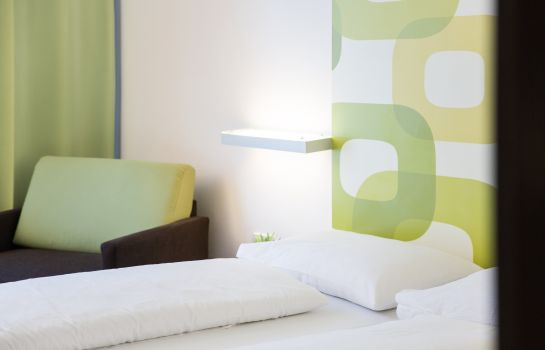 Single room (standard) arte Hotel Krems