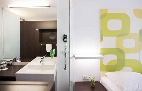 Double room (standard) arte Hotel Krems
