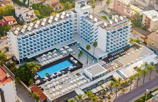 Vista exterior Iberostar Bahia de Palma Adults Only