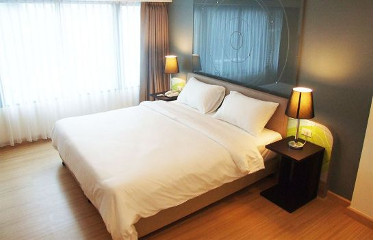 Suite Grand Tower Inn Sathorn Bangkok