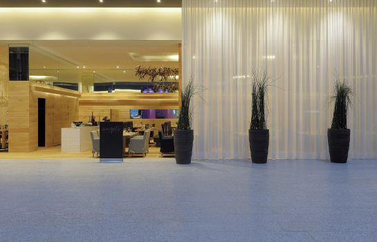Hall RADISSON BLU ZURICH AIRPORT