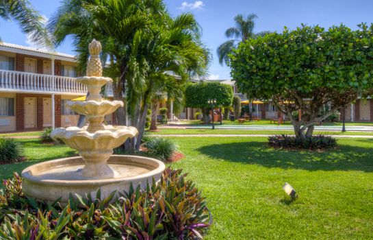 Garten Best Western Palm Beach Lakes Inn