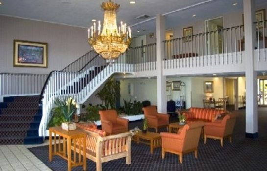 Hotelhalle Best Western Palm Beach Lakes Inn