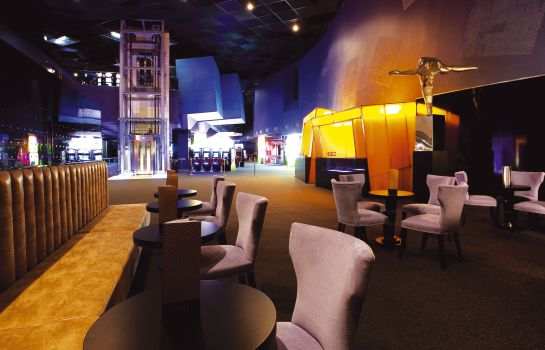 Bar del hotel Casino Chaves