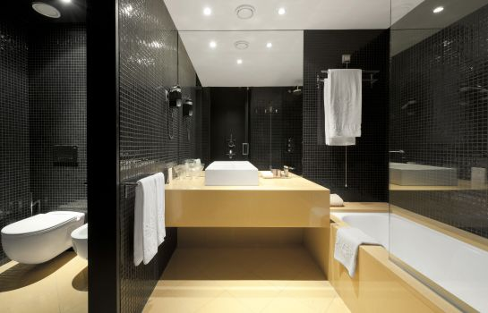 Bagno in camera Casino Chaves