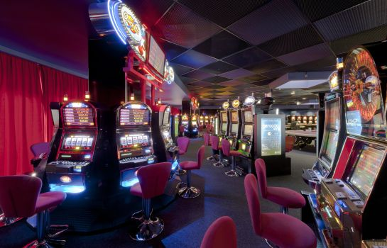 Interior view Casino Chaves