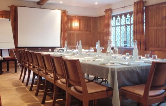 Besprechungszimmer Great Hallingbury Manor
