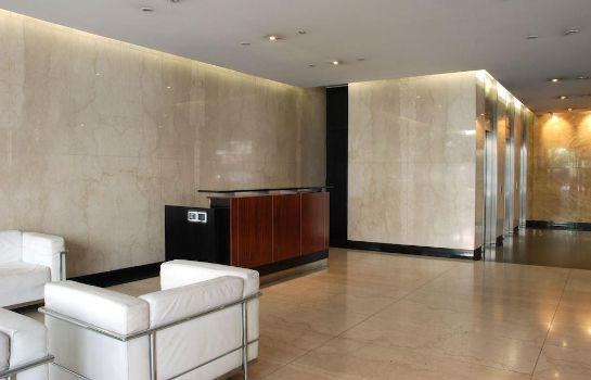 Hotelhalle Concord Callao by Temporary Apartments