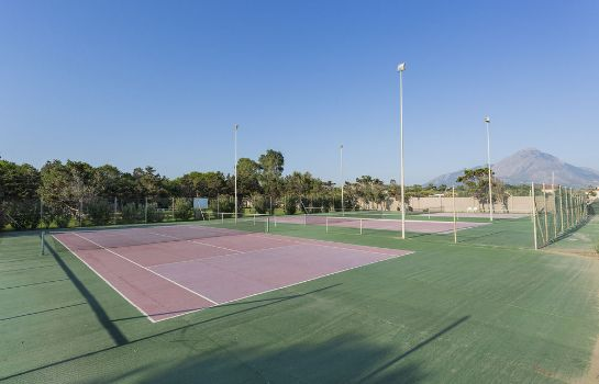 Tennisbaan Fiesta Sicilia Resort