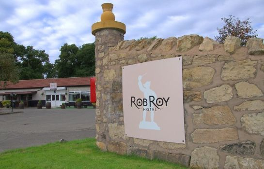 Exterior view Rob Roy Hotel